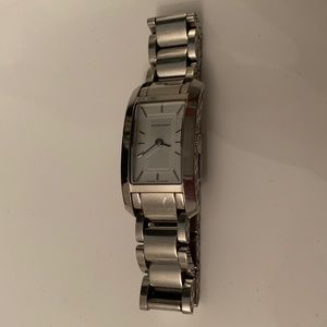 AUTHENTIC BURBERRY Watch Stainless Steel